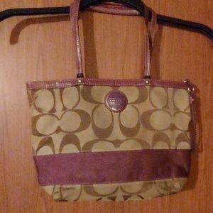 Coach outlet purse